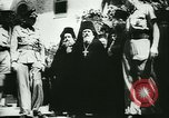Image of German army officers visit Monastery on Mount Athos Greece, 1944, second 28 stock footage video 65675020617