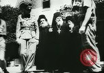 Image of German army officers visit Monastery on Mount Athos Greece, 1944, second 29 stock footage video 65675020617