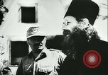 Image of German army officers visit Monastery on Mount Athos Greece, 1944, second 32 stock footage video 65675020617