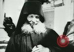 Image of German army officers visit Monastery on Mount Athos Greece, 1944, second 35 stock footage video 65675020617