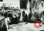 Image of German army officers visit Monastery on Mount Athos Greece, 1944, second 39 stock footage video 65675020617