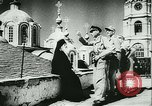 Image of German army officers visit Monastery on Mount Athos Greece, 1944, second 47 stock footage video 65675020617