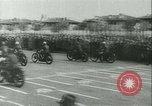 Image of Motorcycle race Bucharest Romania, 1943, second 2 stock footage video 65675020619
