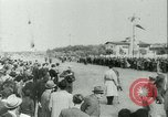 Image of Motorcycle race Bucharest Romania, 1943, second 6 stock footage video 65675020619