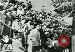Image of Motorcycle race Bucharest Romania, 1943, second 7 stock footage video 65675020619