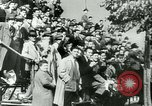 Image of Motorcycle race Bucharest Romania, 1943, second 8 stock footage video 65675020619