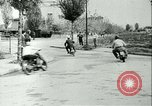 Image of Motorcycle race Bucharest Romania, 1943, second 10 stock footage video 65675020619