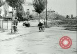 Image of Motorcycle race Bucharest Romania, 1943, second 12 stock footage video 65675020619