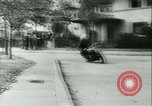 Image of Motorcycle race Bucharest Romania, 1943, second 23 stock footage video 65675020619