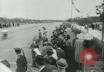 Image of Motorcycle race Bucharest Romania, 1943, second 29 stock footage video 65675020619