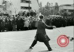 Image of Motorcycle race Bucharest Romania, 1943, second 32 stock footage video 65675020619