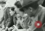 Image of Motorcycle race Bucharest Romania, 1943, second 34 stock footage video 65675020619