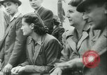 Image of Motorcycle race Bucharest Romania, 1943, second 35 stock footage video 65675020619