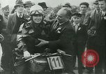 Image of Motorcycle race Bucharest Romania, 1943, second 43 stock footage video 65675020619