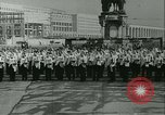 Image of Cafe waiters Madrid Spain, 1942, second 3 stock footage video 65675020633