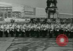 Image of Cafe waiters Madrid Spain, 1942, second 4 stock footage video 65675020633
