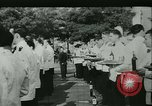 Image of Cafe waiters Madrid Spain, 1942, second 6 stock footage video 65675020633