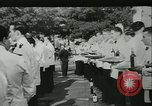 Image of Cafe waiters Madrid Spain, 1942, second 8 stock footage video 65675020633