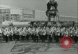 Image of Cafe waiters Madrid Spain, 1942, second 9 stock footage video 65675020633