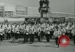 Image of Cafe waiters Madrid Spain, 1942, second 12 stock footage video 65675020633