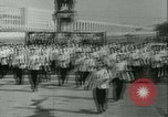Image of Cafe waiters Madrid Spain, 1942, second 15 stock footage video 65675020633