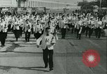 Image of Cafe waiters Madrid Spain, 1942, second 17 stock footage video 65675020633