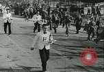 Image of Cafe waiters Madrid Spain, 1942, second 18 stock footage video 65675020633