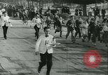 Image of Cafe waiters Madrid Spain, 1942, second 19 stock footage video 65675020633