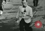 Image of Cafe waiters Madrid Spain, 1942, second 23 stock footage video 65675020633