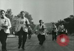 Image of Cafe waiters Madrid Spain, 1942, second 24 stock footage video 65675020633
