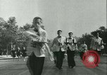 Image of Cafe waiters Madrid Spain, 1942, second 26 stock footage video 65675020633