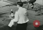 Image of Cafe waiters Madrid Spain, 1942, second 27 stock footage video 65675020633