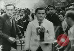 Image of Cafe waiters Madrid Spain, 1942, second 30 stock footage video 65675020633