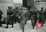 Image of Adolf Hitler visits troops Ypres Belgium, 1940, second 21 stock footage video 65675020642