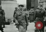 Image of Adolf Hitler visits troops Ypres Belgium, 1940, second 22 stock footage video 65675020642