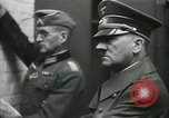 Image of Adolf Hitler visits troops Ypres Belgium, 1940, second 29 stock footage video 65675020642