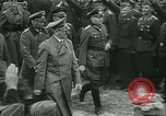 Image of Adolf Hitler visits troops Ypres Belgium, 1940, second 43 stock footage video 65675020642