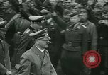 Image of Adolf Hitler visits troops Ypres Belgium, 1940, second 46 stock footage video 65675020642