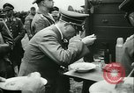 Image of Adolf Hitler visits troops Ypres Belgium, 1940, second 57 stock footage video 65675020642