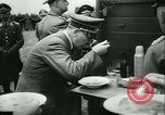 Image of Adolf Hitler visits troops Ypres Belgium, 1940, second 59 stock footage video 65675020642