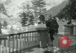 Image of Freed German hostages end World War 2 Italy, 1945, second 15 stock footage video 65675020646