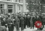 Image of Freed German hostages end World War 2 Italy, 1945, second 34 stock footage video 65675020646