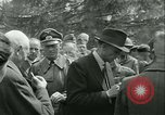 Image of Freed German hostages end World War 2 Italy, 1945, second 39 stock footage video 65675020646