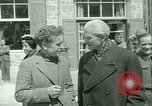 Image of Freed German hostages end World War 2 Italy, 1945, second 44 stock footage video 65675020646