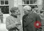 Image of Freed German hostages end World War 2 Italy, 1945, second 46 stock footage video 65675020646
