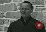 Image of Freed German hostages end World War 2 Italy, 1945, second 58 stock footage video 65675020646