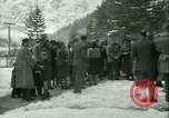 Image of Freed German hostages end World War 2 Italy, 1945, second 61 stock footage video 65675020646