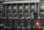 Image of Prince Charles Brussels Belgium, 1944, second 3 stock footage video 65675020654