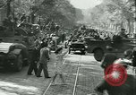 Image of Liberation of Paris Paris France, 1944, second 56 stock footage video 65675020659