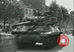 Image of Liberation of Paris Paris France, 1944, second 61 stock footage video 65675020659